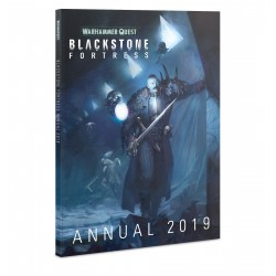 Blackstone Fortress: Annual 2019 (Inglés)