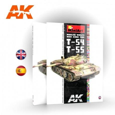 T-54/T-55 Modelando el Tanque más Icónico del Mundo  (Castellano)