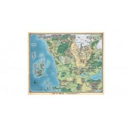 Mapa de Faerûn (Spanish)