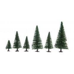 Model Fir Trees, extra high (10)