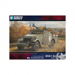 M3A1 Scout Car Early and late