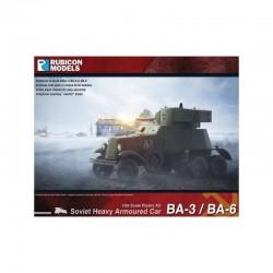 BA-3/BA-6 Car