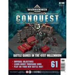 Warhammer 40000: Conquest - Fascículo 61