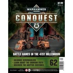 Warhammer 40000: Conquest - Fascículo 62
