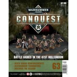 Warhammer 40000: Conquest - Fascículo 63