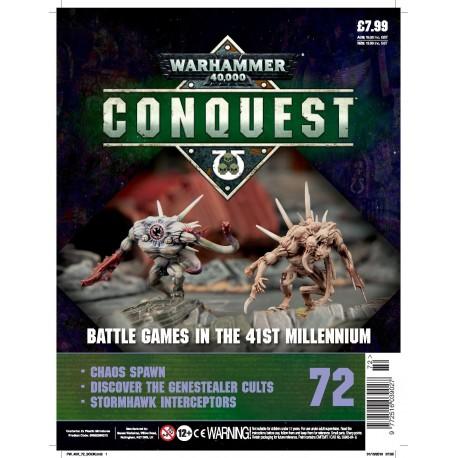 Warhammer 40000: Conquest - Fascículo 72