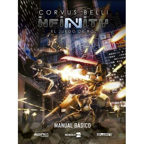 Infinity: El Juego de Rol (Castellano)