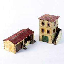 Farm Buildings Set 2