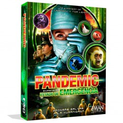 Pandemic: Estado de emergencia (Spanish)