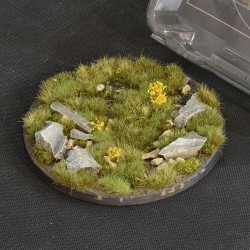 Highland Bases Round 100mm (x1)
