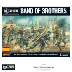 Band of Brothers Starter Set (Spanish)