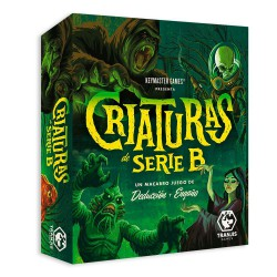 Criaturas de Serie B (Spanish)