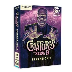 Criaturas de Serie B – Expansión 1 (Spanish)