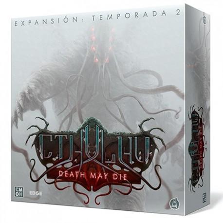 Cthulhu DMD: Season 2 (Spanish)