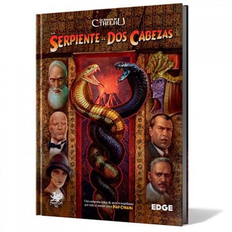 La Serpiente de dos Cabezas - La Llamada de Cthulhu (Spanish)