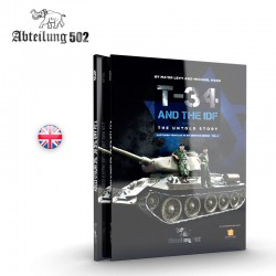 T-34 and IDF The Untold Story (Inglés)