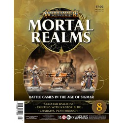 Warhammer AoS: Mortal Realms - Fascículo 8