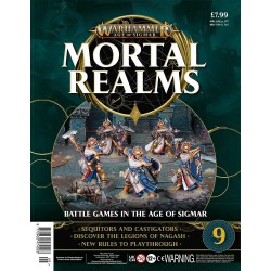 Warhammer AoS: Mortal Realms - Fascículo 9