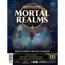 Warhammer AoS: Mortal Realms - Fascículo 10