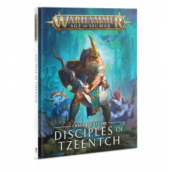 Battletome: Disciples Of Tzeentch (Spanish)