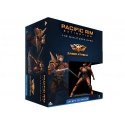 Pacific Rim Jaeger Expansion Saber Athena (Spanish)