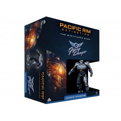 Pacific Rim Jaeger Expansion Gipsy Danger (Spanish)