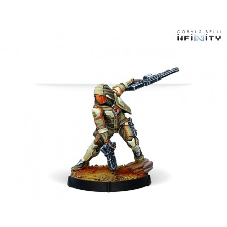 Mukhtar, Active Response Unit (Boarding Shotgun)