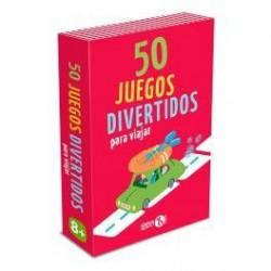 50 Juegos Divertidos para Viajar (Spanish)