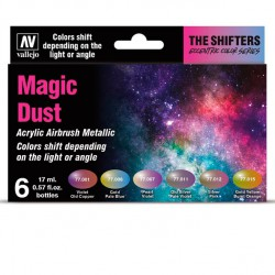 Colorshift set - Magic Dust (6 x 17 ml./0.57 fl.oz.)
