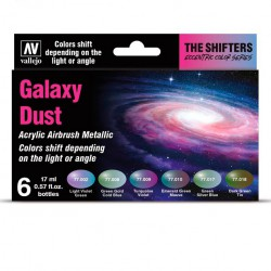 Colorshift set - Galaxy Dust (6 x 17 ml./0.57 fl.oz.)