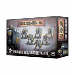 Necromunda: Palanite Subjugator Patrol (6)