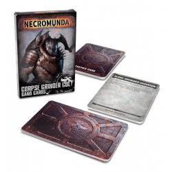 Necromunda: Corpse Grinder Gang Cards (Inglés)