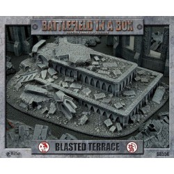 Gothic Battlefields - Blasted Terrace