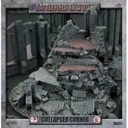 Gothic Battlefields - Collapsed Corner