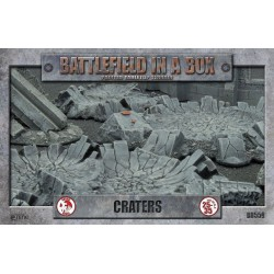 Gothic Battlefields - Craters