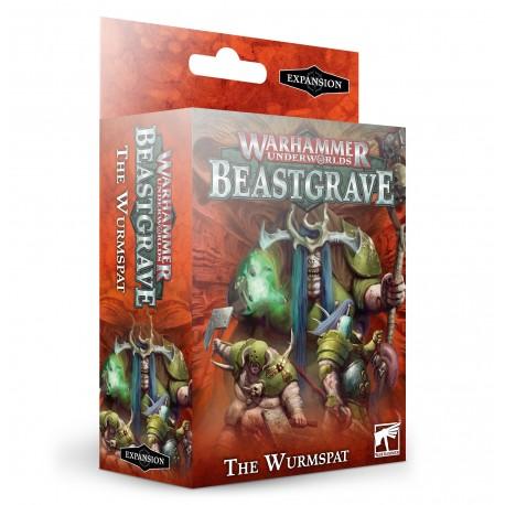 Beastgrave: Despojos de Gusano (Castellano)