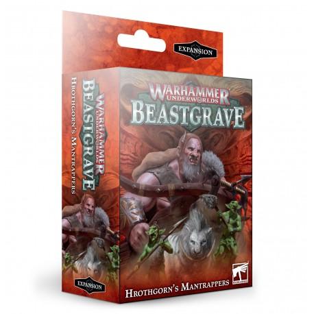 Beastgrave: Tramperos de Hrothgorn (Castellano)
