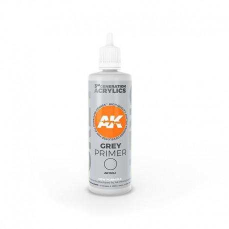 Grey Primer 100 ml 3ª Generation