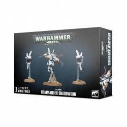 T'au Empire: Commander Shadowsun (3)