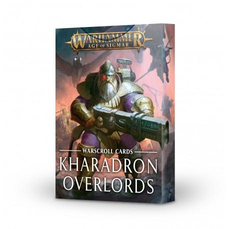 Warscrolls: Kharadron Overlords (Spanish)