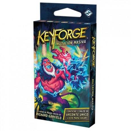 KeyForge: Mutación Masiva: Mazo de Arconte