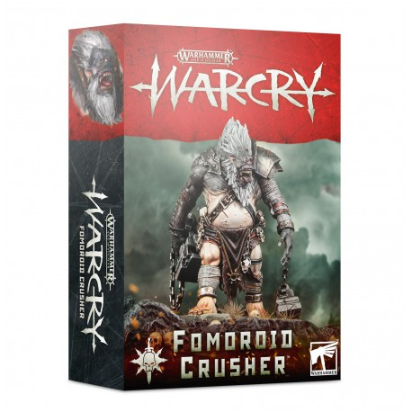 Warcry: Fomoroid Crusher (Multiidioma)