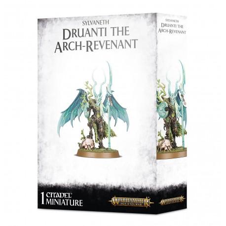 Sylvaneth Druanti The Arch-Revenant (1)