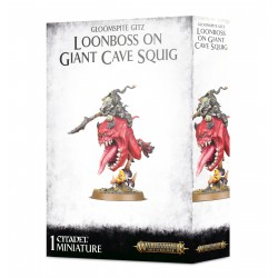 Loonboss on Giant Cave Squig (1)
