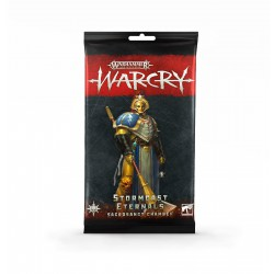 Warcry: Stormcast Eternals Sancrosanct Chamber Cards (Multiidioma)
