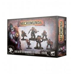 Necromunda: Goliath Stimmers & Forgeborn (6)