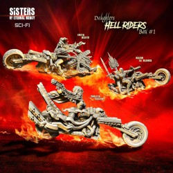 Hell Riders Daughters Box Erw M1 (Soem - Sf)