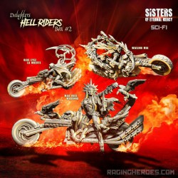 Hell Riders Daughters Box Bcm M2 (Soem - Sf)