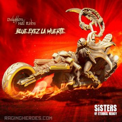 Blue Eyez La Muerte, Hell Rider Daughter (Soem - Sf)