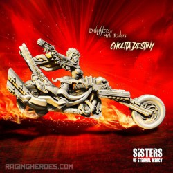 Cholita Destiny, Hell Rider Daughter (Soem - Sf)